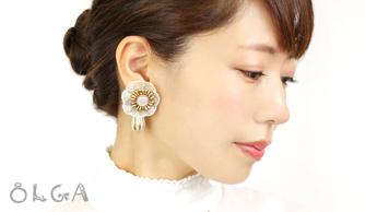 【新作紹介】OLGA Fleurs