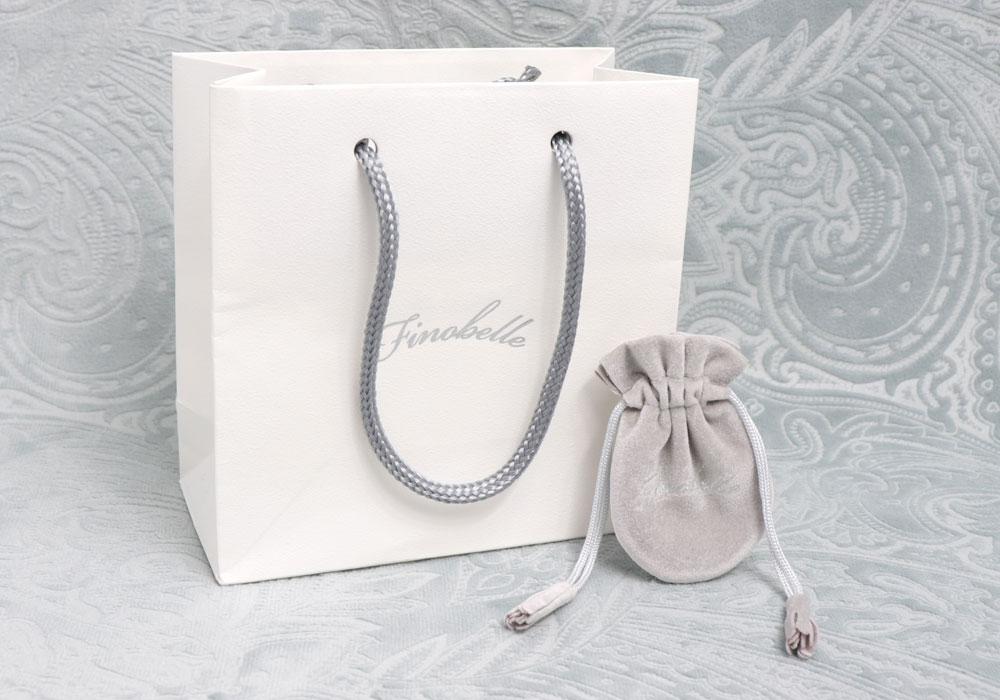 Finobelle Silver925×天然石