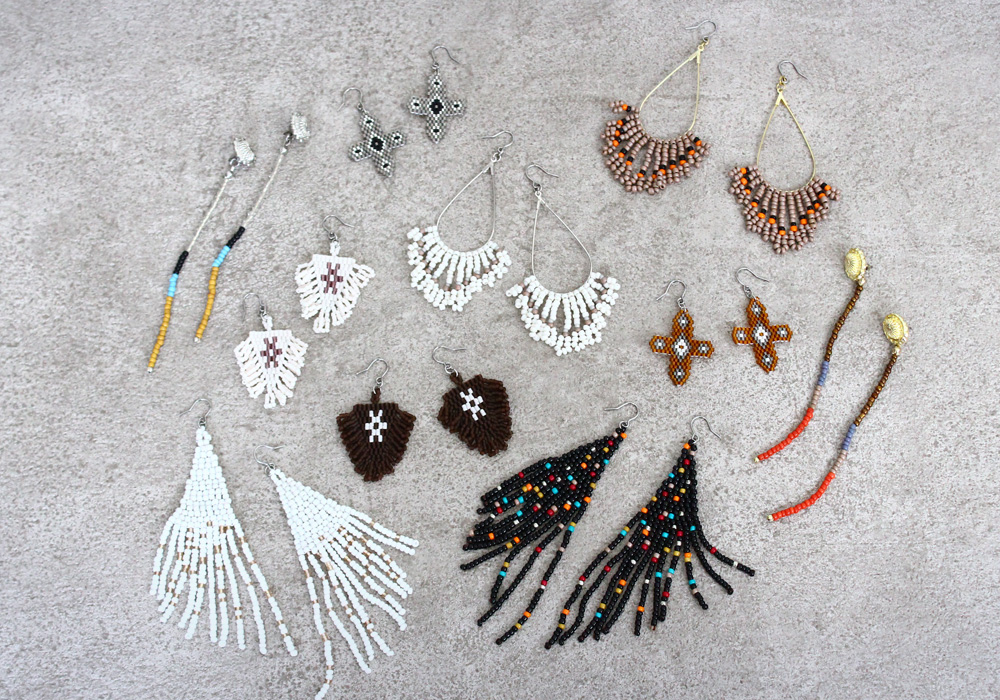 【LIMITED NUMBER】DECORATE BEADS&KNIT