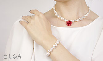 「Pearl Wire Accessories」おすすめコ…
