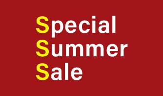 セール情報|Special Summer Sale